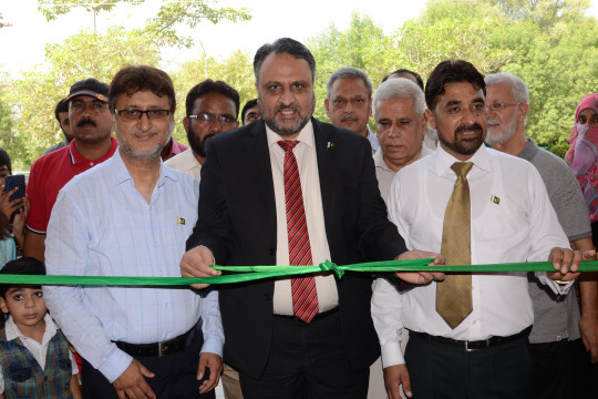 Worthy Vice Chancellor Visits Art Council Bahawalpur