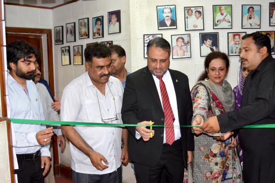 Worthy Vice Chancellor Visits Radio Pakistan Bahawalpur