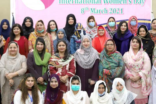 International Women's Day Seminar