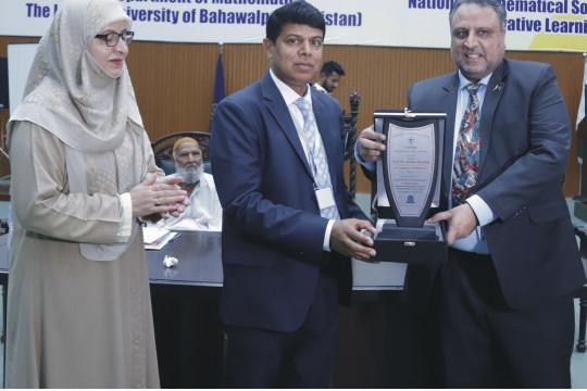National Mathematics Olympiad 2021 held at IUB