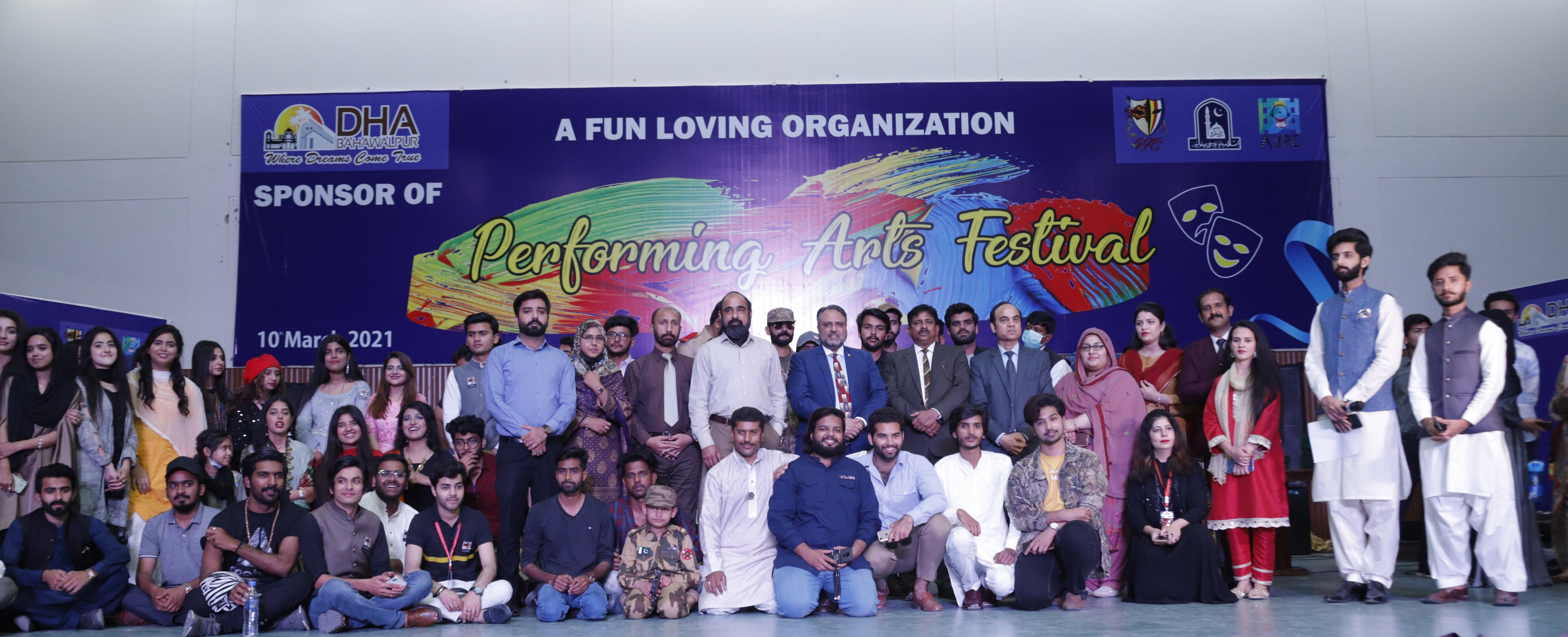 Performing Arts Festival 2021