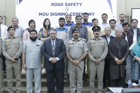 Awareness Seminar on Road Safety
