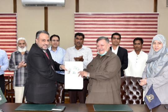 MOU signed for Conservation of Biodiversity
