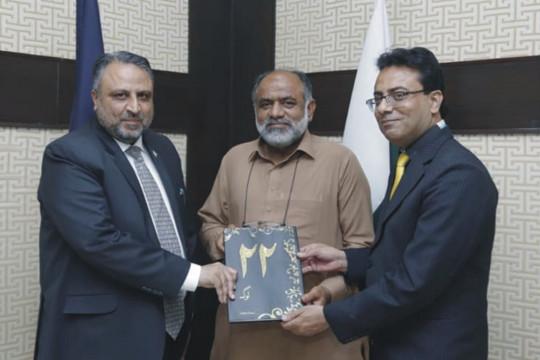 Alumni of IUB Published A Research Base Book